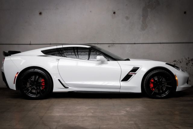 2017 Chevrolet Corvette Grand Sport 1LT in Addison, TX 75001
