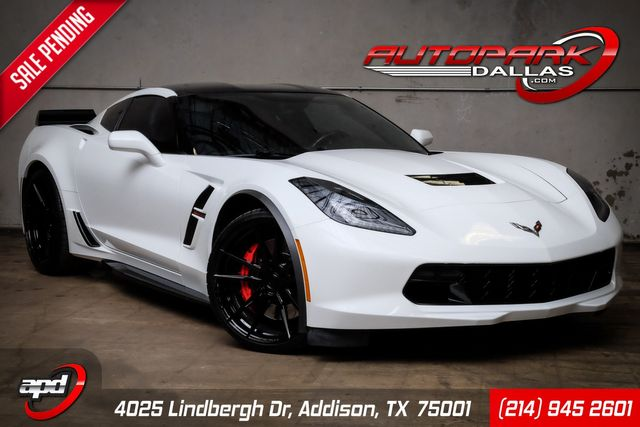 2017 Chevrolet Corvette Grand Sport 1LT