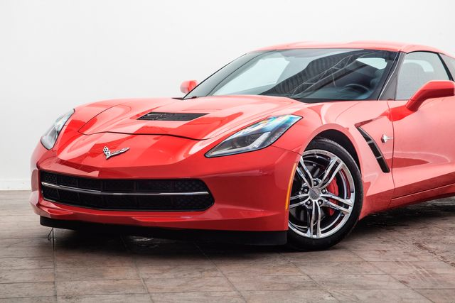 2017 Chevrolet Corvette Stingray Supercharged & Cammed in Addison, TX 75001