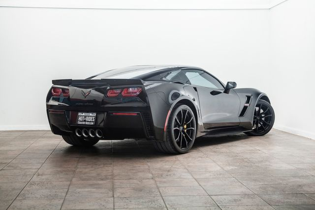 2017 Chevrolet Corvette Grand Sport 2LT in Addison, TX 75001