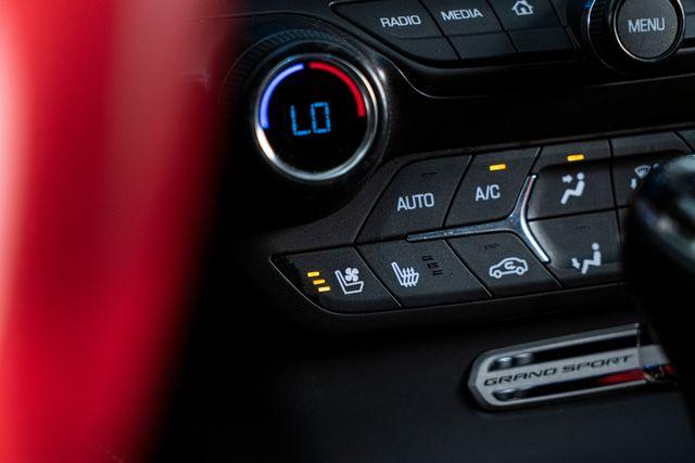 2017 Chevrolet Corvette Grand Sport 3LT With Upgrades in Addison, TX 75001