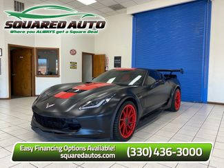 2017 Chevrolet Corvette Grand Sport 3LT in Akron, OH 44320