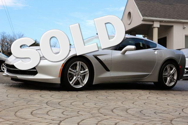 2017 Chevrolet Corvette Stingray Coupe 3LT in Alexandria VA