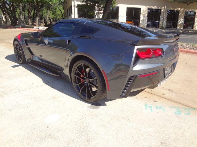 2017 Chevrolet Corvette Grand Sport 2LT Austin , Texas 2