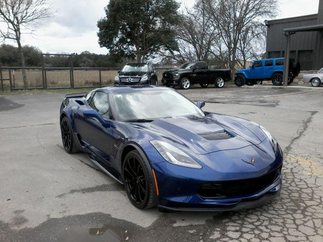 2017 Chevrolet Corvette Grand Sport 2LT Boerne, Texas 1