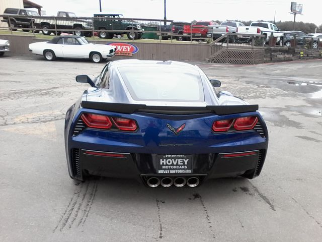 2017 Chevrolet Corvette Grand Sport 2LT Boerne, Texas 6