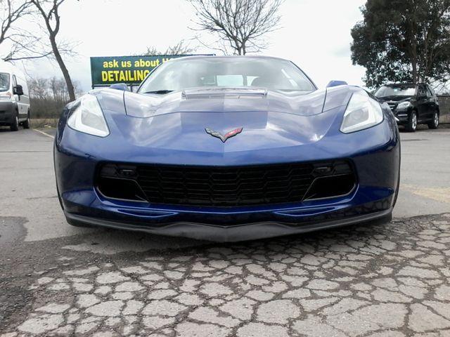 2017 Chevrolet Corvette Grand Sport 2LT Boerne, Texas 9