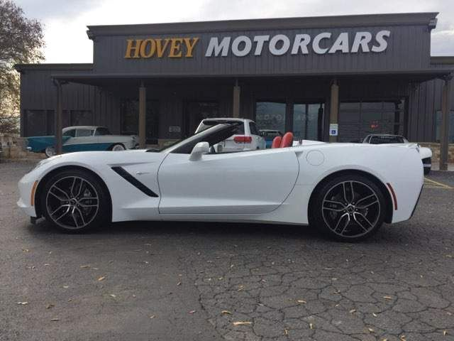2017 Chevrolet Corvette 3LT, 7SPD , RIDE CONTROL