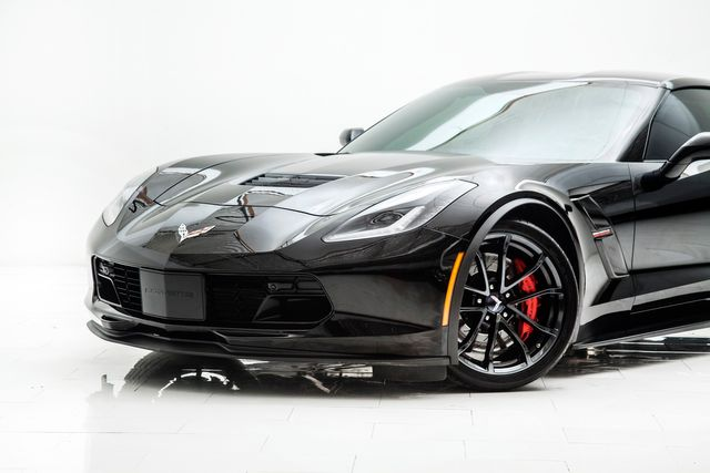 2017 Chevrolet Corvette Grand Sport Supercharged With Many Upgrades in Addison, TX 75001