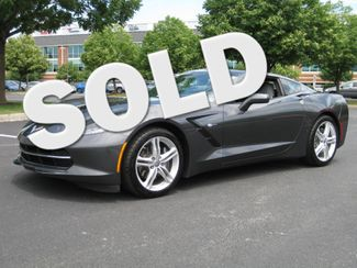 2017 Sold Chevrolet Corvette 1LT Conshohocken, Pennsylvania