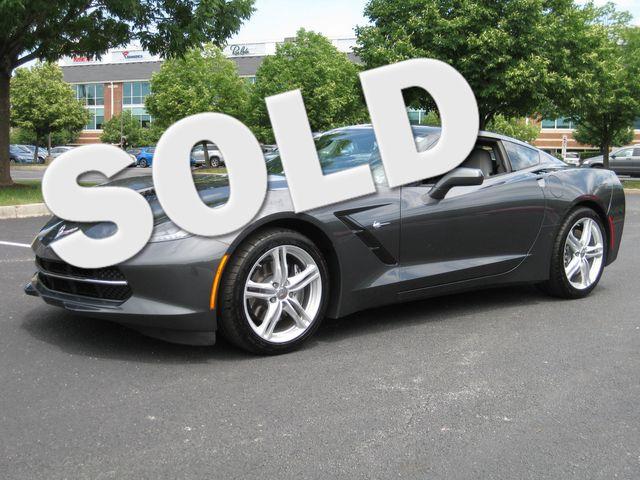 2017 Sold Chevrolet Corvette 1LT Conshohocken, Pennsylvania