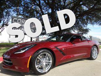 2017 Chevrolet Corvette Coupe Auto, NPP, Chrome Wheels 1-Owner 7k! | Dallas, Texas | Corvette Warehouse  in Dallas Texas