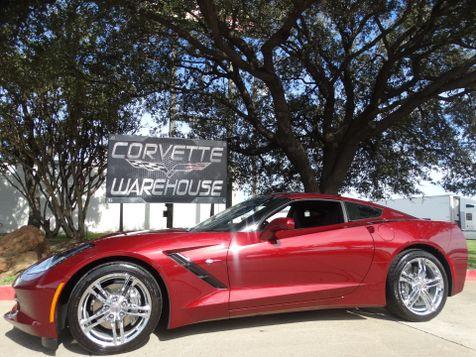 2017 Chevrolet Corvette Coupe Auto, NPP, Chrome Wheels 1-Owner 10k! | Dallas, Texas | Corvette Warehouse  in Dallas, Texas