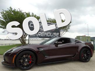 2017 Chevrolet Corvette Z06 Auto, NPP, Carbon Body Pkg, Blk Wheels 15k! | Dallas, Texas | Corvette Warehouse  in Dallas Texas