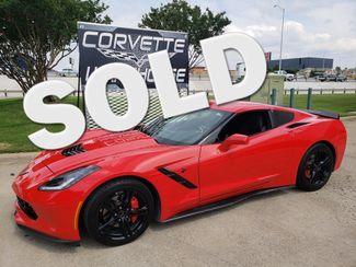 2017 Chevrolet Corvette Coupe Auto, Mylink, Carbon Skirts, Blk Wheels 42k! | Dallas, Texas | Corvette Warehouse  in Dallas Texas