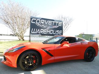 2017 Chevrolet Corvette Coupe Auto, Mylink, Black Alloy Wheels Only 45k! | Dallas, Texas | Corvette Warehouse  in Dallas Texas