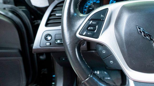2017 Chevrolet Corvette Stingray Z51 3LT in Dallas, TX 75229