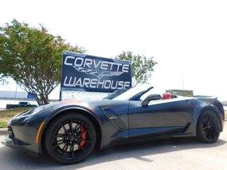 2017 Chevrolet Corvette Grand Sport Conv. 2LT, 7-Speed, NAV, Showpiece 8k in Dallas, Texas 75220