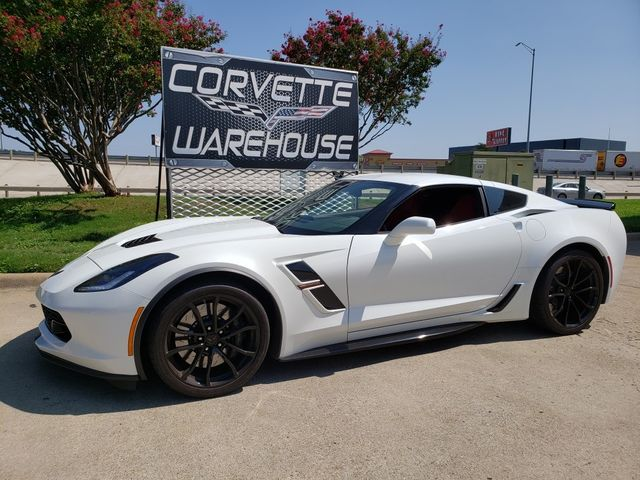 2017 Chevrolet Corvette Grand Sport 1LT, Auto, Mylink, Black Alloys 5k in Dallas, Texas 75220