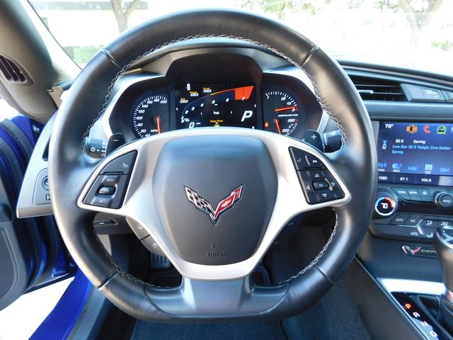 2017 Chevrolet Corvette Coupe Automatic, Mylink, Black Wheels 16k in Dallas, Texas 75220
