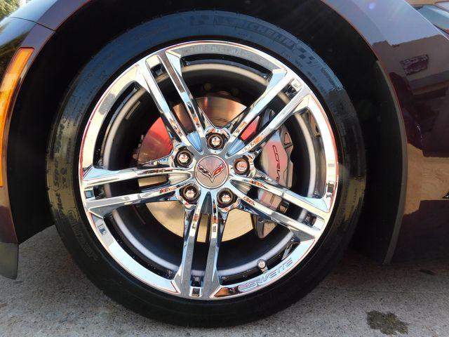 2017 Chevrolet Corvette Coupe Auto, MyLink, 1-Owner, Chrome Wheels, 10k in Dallas, Texas 75220