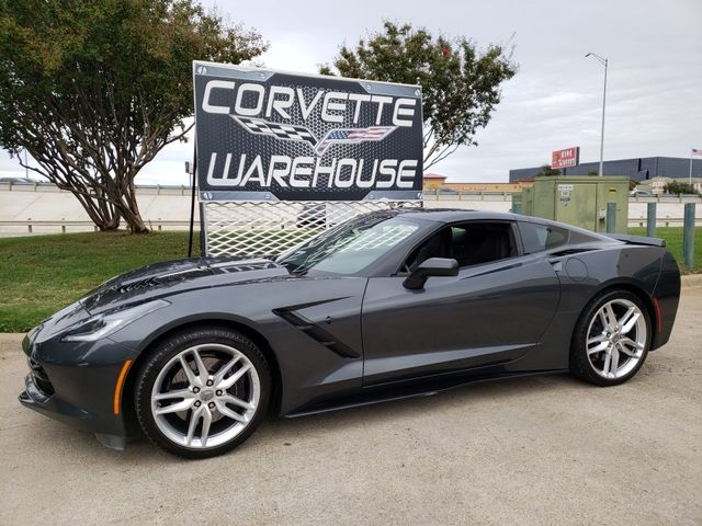 2017 Chevrolet Corvette Coupe Z51, 2LT, 7-Speed, NAV, NPP, UQT, 23k in Dallas, Texas 75220