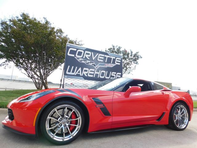 2017 Chevrolet Corvette Grand Sport 2LT, NAV, Chromes, Heritage, Auto, 3k in Dallas, Texas 75220