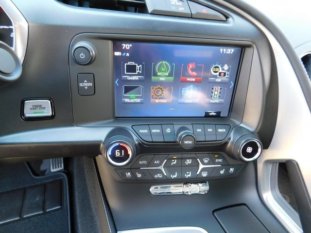 2017 Chevrolet Corvette Grand Sport 2LT, NAV, NPP, 7-Speed, Chromes 2k in Dallas, Texas 75220