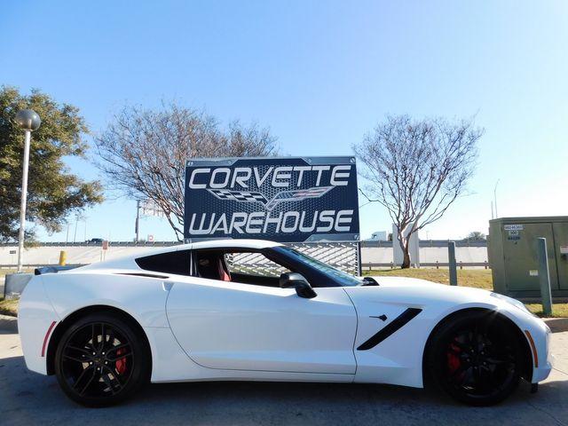2017 Chevrolet Corvette Coupe Z51, 2LT, FE4, NAV, NPP, Black Alloys 38k in Dallas, Texas 75220