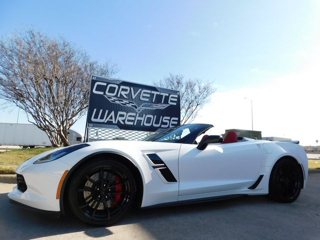 2017 Chevrolet Corvette Grand Sport 2LT, NAV, NPP, UQT, Black Alloys 9k in Dallas, Texas 75220