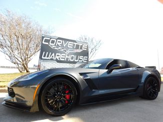 2017 Chevrolet Corvette Z06 2LZ, Z07, NAV, NPP, UQT, Auto, Black Alloys 8k in Dallas, Texas 75220