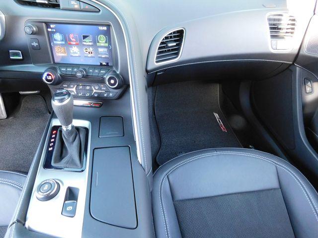 2017 Chevrolet Corvette Z06 2LZ, Z07, NAV, NPP, UQT, Auto, Black Alloys 8k in Dallas, Texas 75220