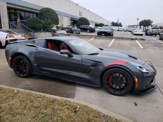 2017 Chevrolet Corvette Grand Sport 3LT, Heritage, NAV, NPP, Blk Alloys 3k in Dallas, Texas 75220