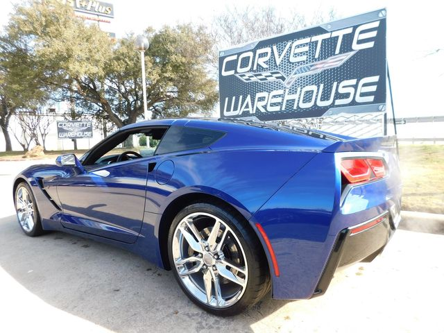 2017 Chevrolet Corvette Coupe Z51, 2LT, Auto, Mylink, NPP, EYT, Chromes 6k in Dallas, Texas 75220