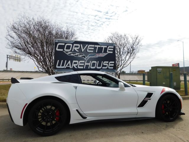 2017 Chevrolet Corvette Grand Sport 3LT, Heritage, NAV, Black Alloys 7k in Dallas, Texas 75220