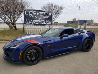 2017 Chevrolet Corvette Grand Sport 2LT, Heritage, NAV, NPP, Blk Alloys 4k in Dallas, Texas 75220
