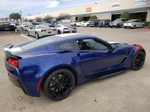 2017 Chevrolet Corvette Grand Sport 2LT, Heritage, NAV, NPP, Blk Alloys 4k in Dallas, Texas 75220