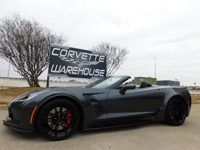 2017 Chevrolet Corvette Grand Sport 2LT, NAV, Heritage, Comp Seats,14k in Dallas, Texas 75220