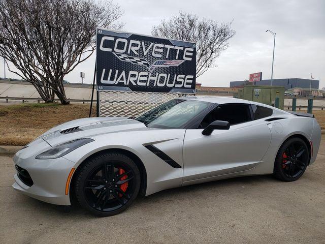 2017 Chevrolet Corvette Coupe Z51, 2LT, NAV, NPP, 7-Speed, Only 9k in Dallas, Texas 75220
