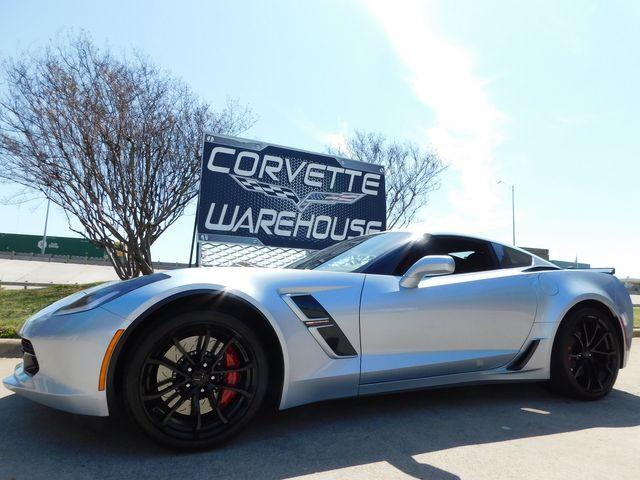 2017 Chevrolet Corvette Grand Sport Premium, Heritage, Skirts, NAV 7k