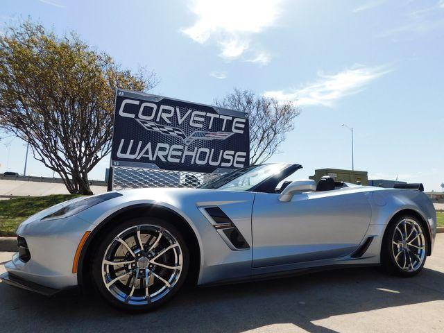 2017 Chevrolet Corvette Grand Sport 2LT, NAV, NPP, UQT, Auto, Chromes 5k