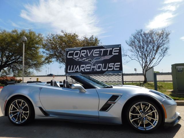 2017 Chevrolet Corvette Grand Sport 2LT, NAV, NPP, UQT, Auto, Chromes 5k in Dallas, Texas 75220