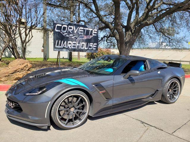 2017 Chevrolet Corvette Grand Sport Collectors Edition Borla, Brixton 19k in Dallas, Texas 75220