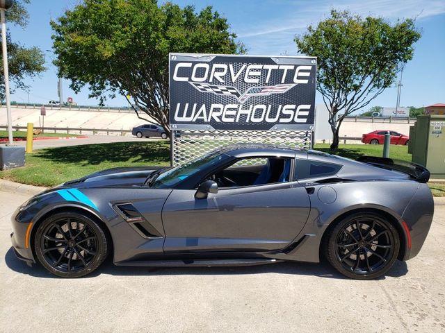 2017 Chevrolet Corvette Grand Sport Collectors Edition 1/935 Made 19k in Dallas, Texas 75220