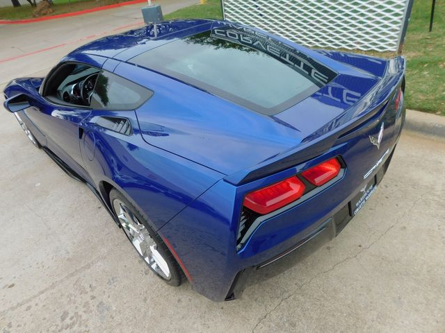 2017 Chevrolet Corvette Coupe Z51, 2LT, NPP, Mylink, Chrome Wheels 9k in Dallas, Texas 75220