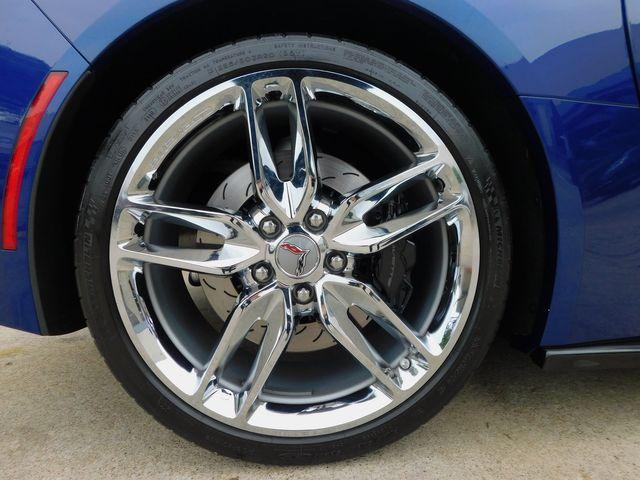 2017 Chevrolet Corvette Coupe Z51, 2LT, NPP, Mylink, Chrome Wheels 9k in Dallas, Texas 75220