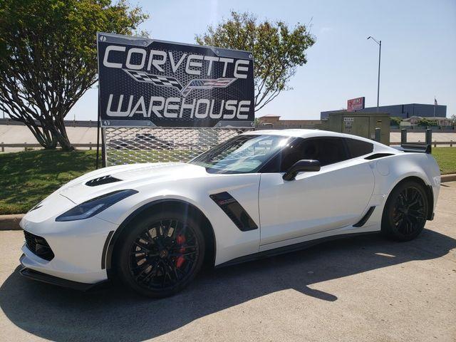2017 Chevrolet Corvette Z06 2LZ, NAV, NPP, UQT, 7-Speed, Black Alloys 14k in Dallas, Texas 75220
