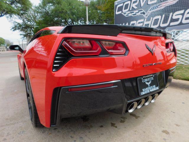 2017 Chevrolet Corvette Coupe Z51, 2LT, NAV, FAY, NPP, Auto 3k in Dallas, Texas 75220