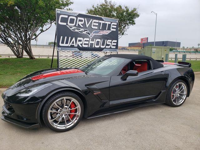 2017 Chevrolet Corvette Grand Sport 2LT, Heritage, Mylink, Chromes 5k in Dallas, Texas 75220