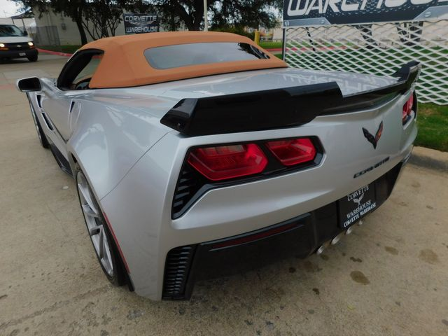 2017 Chevrolet Corvette Grand Sport 3LT, Z07, NAV, AE4, IWE 20k in Dallas, Texas 75220
